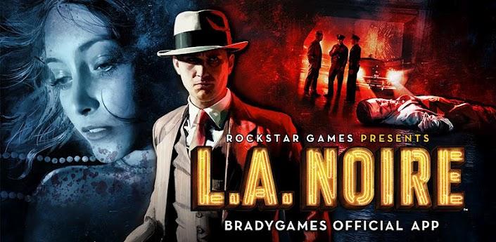 L.A Noire para Tabletas o teléfono Android