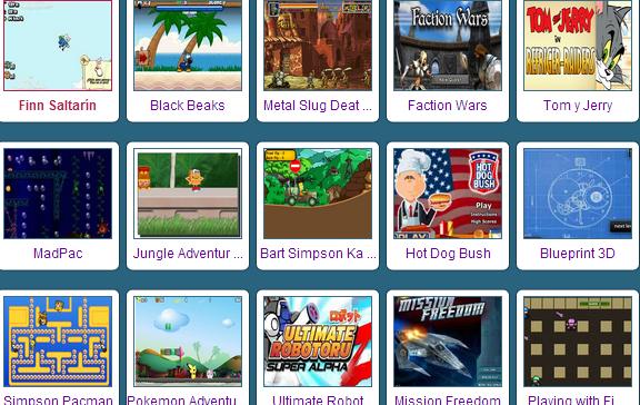 Los mejores juegos Flash de Internet en Friv