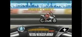 Drag Racing: Bike Edition Destruye las pistas y gana dinero para tu moto