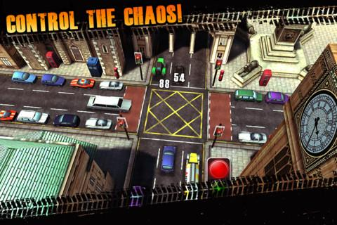 Traffic Panic Londres